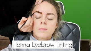Video Henna Eyebrow Tinting download MP3, 3GP, MP4, WEBM, AVI, FLV November 2017