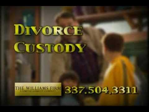Family Law commercial