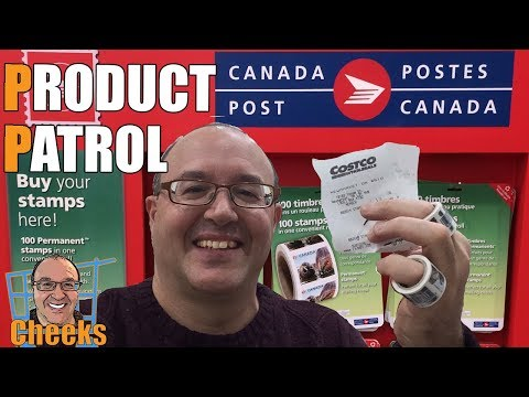 How To Buy Canadian Stamps Cheap: Shop Costco