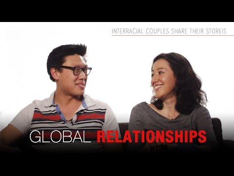 GLOBAL RELATIONSHIPS: Intercultural couples talk about dating