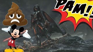 Disney destroza el origen de DARTH VADER.
