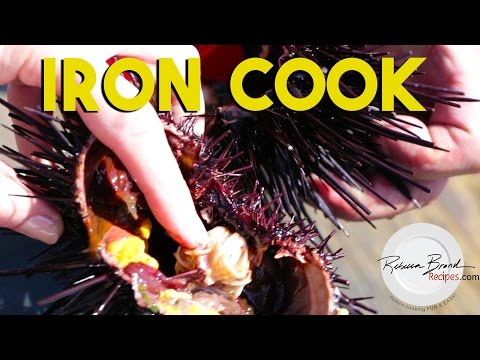 Sea Urchin Recipe - How to Eat a Sea Urchin