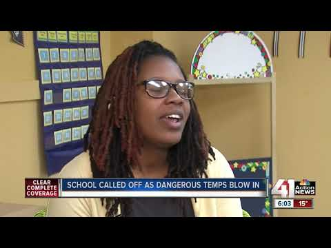 Schools Across KC Make Decision To Close For Cold Weather