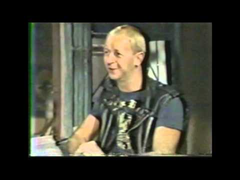 Judas Priest: Rob Halford Interview 1984