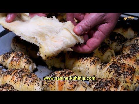 Kiflice Sašina kuhinja