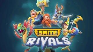 Smite Rivals - Reveal Trailer