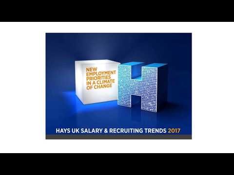 Top salary and recruiting trends in the East of England