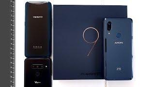 ZTE Axon 9 Pro HALF PRICE Unboxing