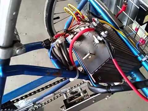 Ezgo Golf Cart Wiring Diagram Batteries Taylor Dunn Controller Youtube