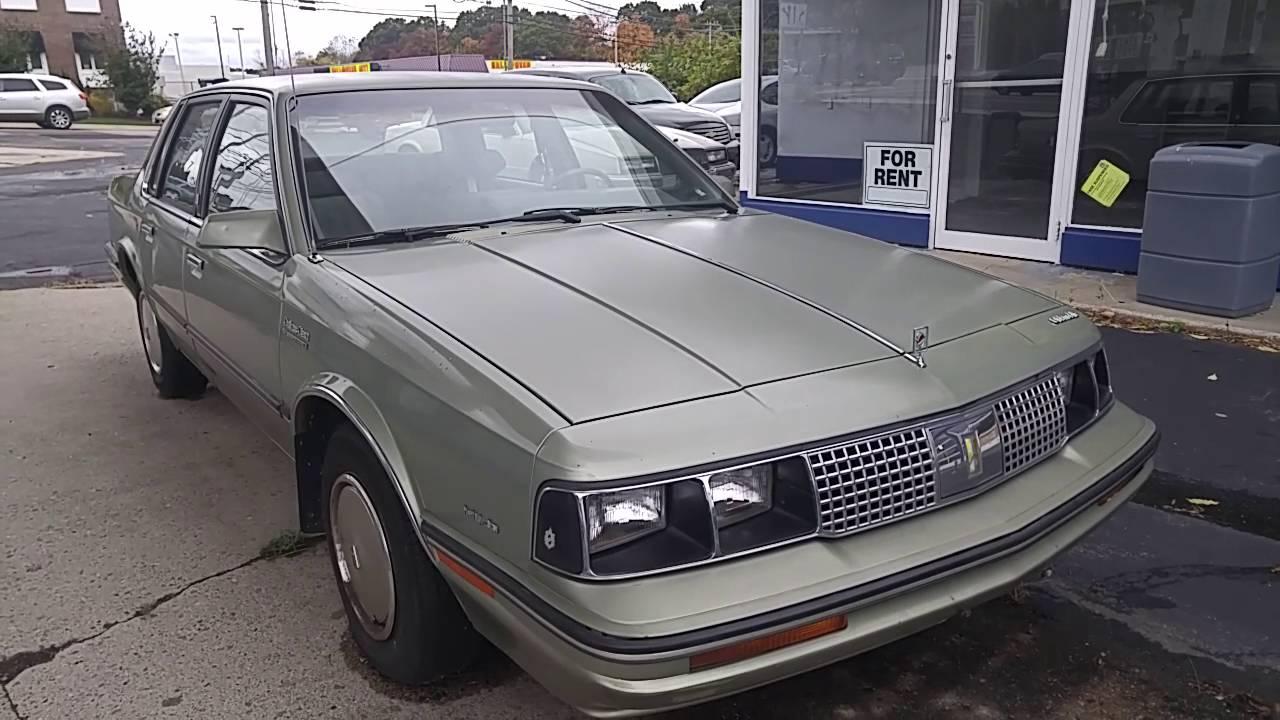 1985 Oldsmobile Cutlass Ciera LS