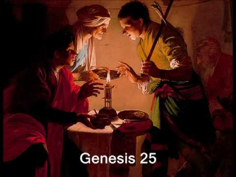 Genesis 25 (with text - press on more info. of video on the side)