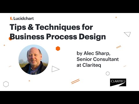 Tips & Techniques for Business Process Design