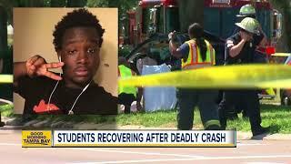 Teen killed in crash weeks before graduation