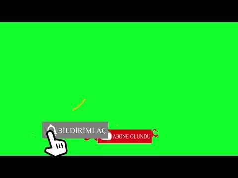Green Screen   Abone ol beğen Türkçe indir