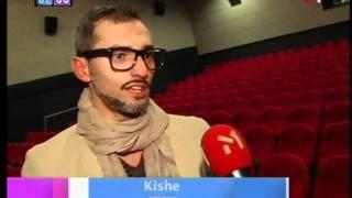Презентация Клипа Kishe - Город. Guten Morgen (11.11.11)
