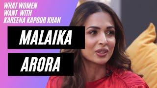 Malaika Arora talks about divorce with Kareena Kapoor Khan