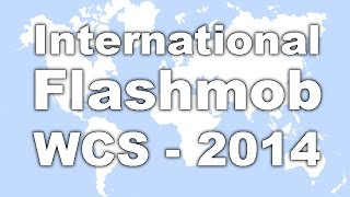 International Flashmob West Coast Swing 2014 (Official Video)