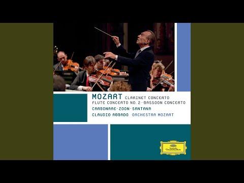 Mozart: Flute Concerto No.2 In D, K.314 - 3. Allegro (Live)