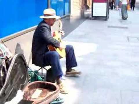 exeter street music