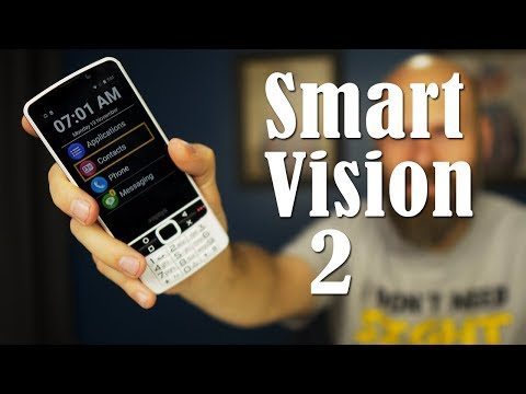 SmartVision 2 - Smartphone For The Visually Impaired - The Blind Life