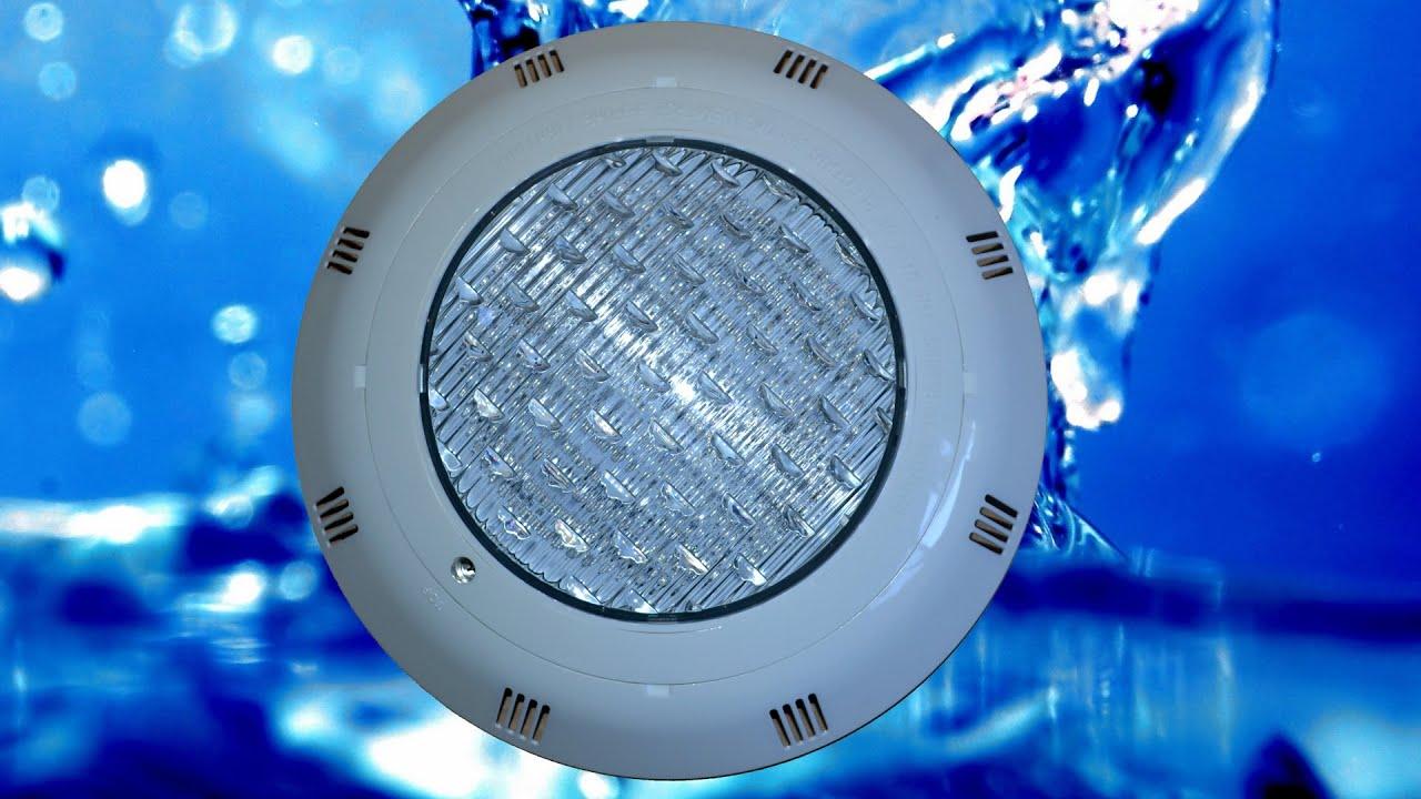 Underwater Swimming Pool LED Light - IMD Sales - YouTube