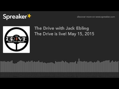 The Drive is live! May 15, 2015