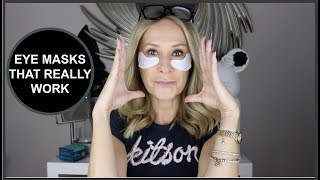 EYE MASKS THAT REALLY WORK - NADINE BAGGOTT