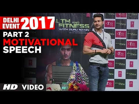 Motivational Speech- Delhi Event 2017 PART-2 | Meet And Greet