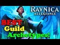 Ravnica Allegiance PreRelease: BEST Guild ARCHETYPES For SEALED & DRAFT! - RNA