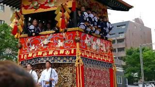 祇園祭 後祭り 山鉾巡行の「南観音山 (みなみかんのんやま)」 thumbnail