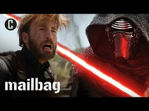 Will Avengers: Infinity War Top Star Wars: The Force Awakens at the Box Office? - Mailbag