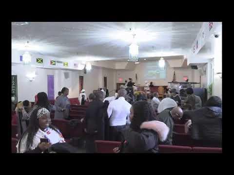 New Life Church of God Sunday Service
