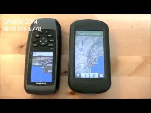 Garmin GPSMAP 78 Series Vs. Montana 600 Series