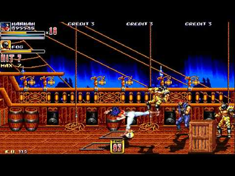 Full Download] Streets Of Rage 2x Openbor Hannah Dundee Playthrough