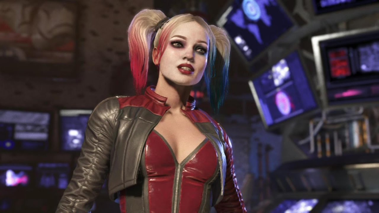 Injustice 2 Harley Quinn Endless - YouTube