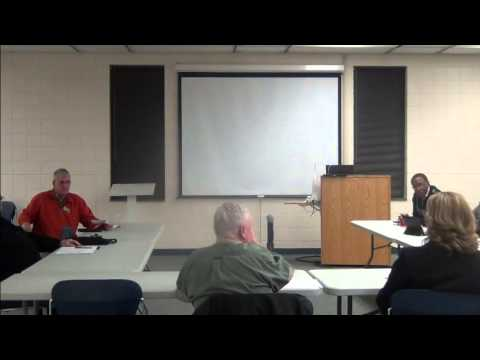 The Finale- Cleveland County School Board meeting ...