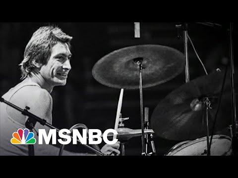 Remembering Rolling Stones Legendary Drummer Charlie Watts