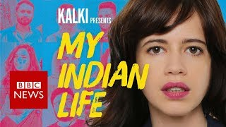 My Indian Life with Kalki Koechlin - BBC News