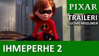 Suomenkielinen traileri | Ihmeperhe 2