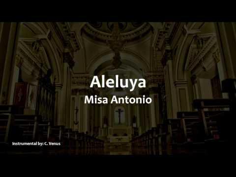 Aleluya (Misa Antonio) Instrumental