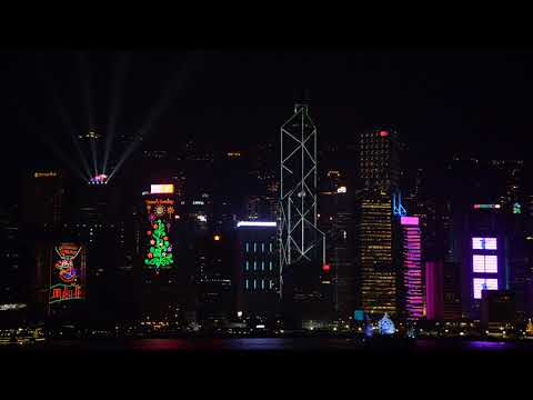A Symphony of Lights Admiralty 20171209 V5.0 2017 New Version Media Wall