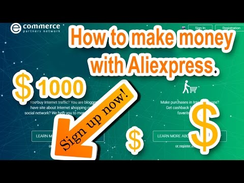 How To Make Money With Aliexpress $1000.