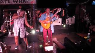 "BRUTHA FAYA-""MY HONEY"" LIVE @ CAFE WHA?"