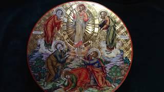 Икона Преображение Господа Нашего Иисуса Христа Иконопись Обзор Готовой Работы в Иконостас
