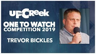 ONE TO WATCH COMPETITION // Heat 1 - Trevor Bickles - Stand Up Comedy - Funny