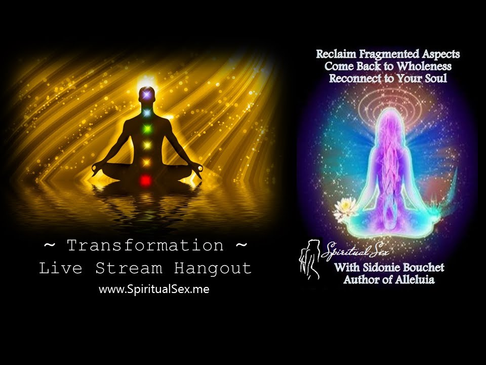 Sidonie Bouchet, Reconnect to Your Soul, Twin Flames, Sacred Sexuality,  Galactic Origins