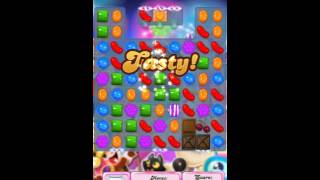 Candy Crush Saga Level 1410 3 Star