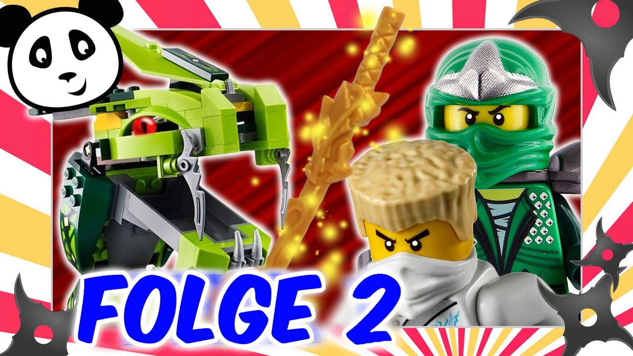 Lego Ninjago Film Deutsch