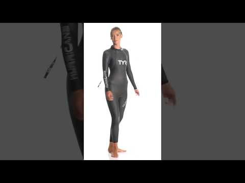 d169048461 TYR Women s Hurricane Cat 1 Triathlon Wetsuit