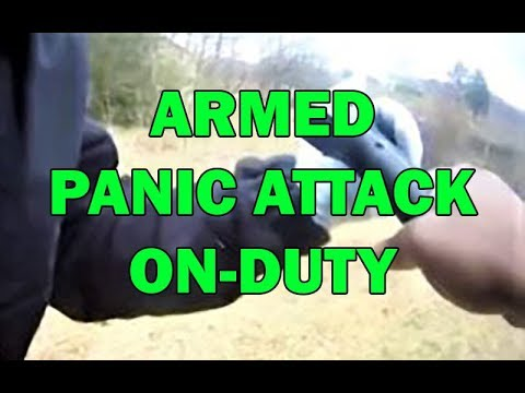 Deputy Has Panic Attack On-Duty With Gun Drawn On Video - LEO Round Table episode 383